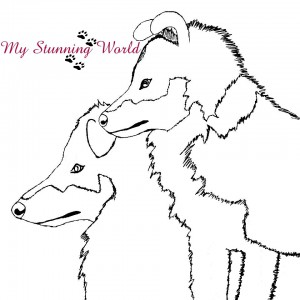 Logo My Stunning World 8